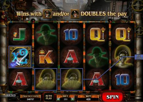 Phantom Cash review on Big Bonus Slots