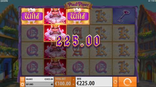 Pied Piper Big Bonus Slots Multiple winning paylines
