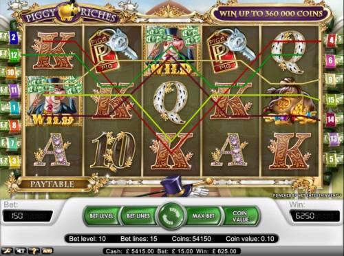 Piggy Riches review on Big Bonus Slots