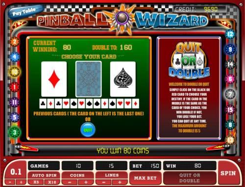 Pinball Wizard review on Big Bonus Slots
