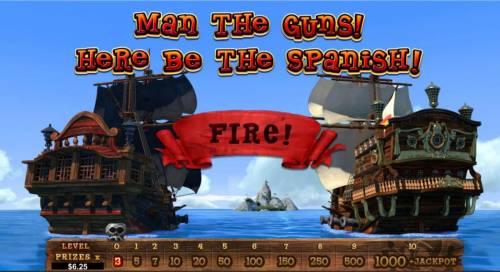 Pirate Isle review on Big Bonus Slots