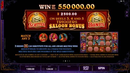 Pistoleras review on Big Bonus Slots