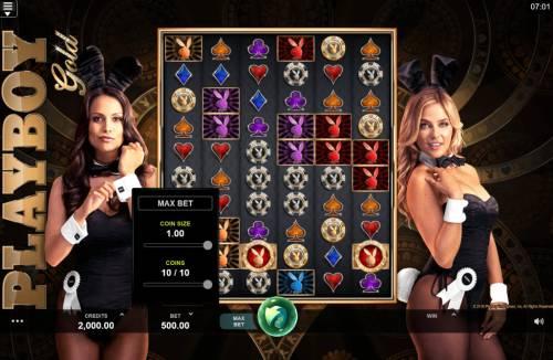 Playboy Gold Online Slot review on Big Bonus Slots