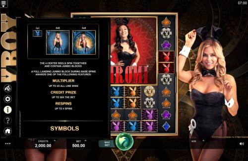 Playboy Gold Online Slot review on Big Bonus Slots