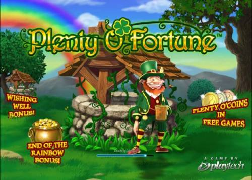 Plenty O' Fortune review on Big Bonus Slots