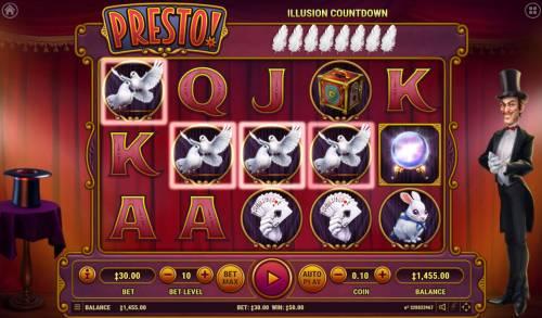 Presto review on Big Bonus Slots