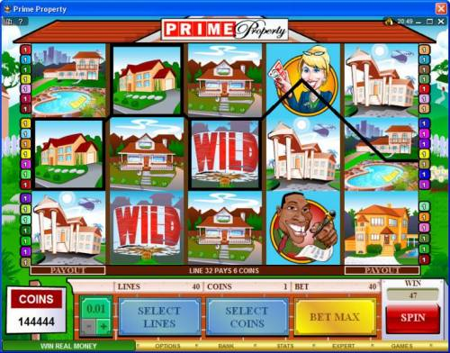 Prime Property review on Big Bonus Slots