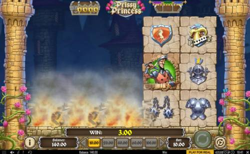Prissy Princess review on Big Bonus Slots