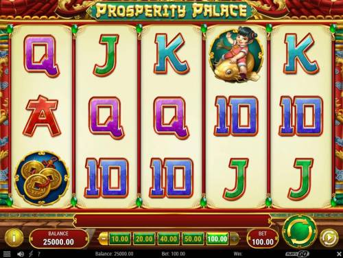 Prosperity Palace review on Big Bonus Slots