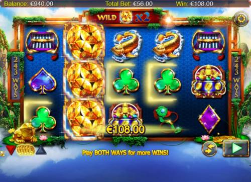 Prosperity Twin review on Big Bonus Slots