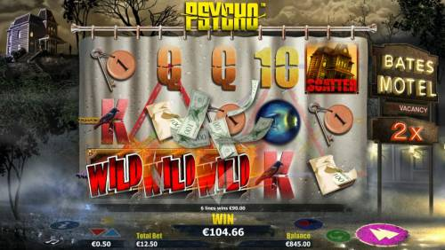 Psycho review on Big Bonus Slots