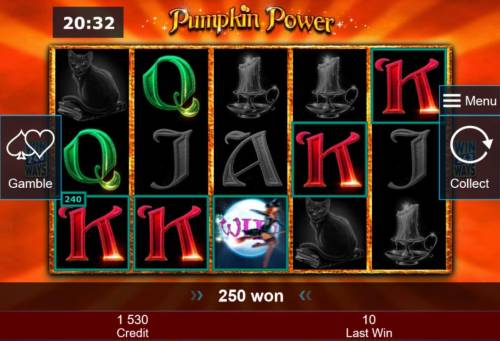 Pumpkin Power review on Big Bonus Slots