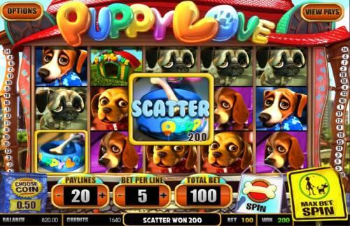 Puppy Love review on Big Bonus Slots