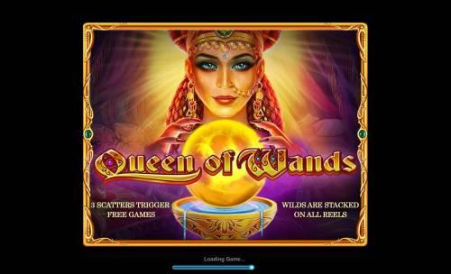 Queen of Wands Big Bonus Slots Introduction