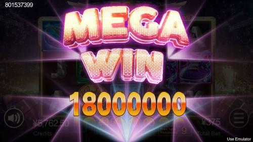 Rave High Big Bonus Slots Mega Win