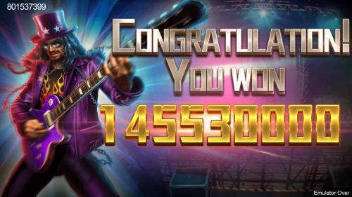 Rave High Big Bonus Slots Total Free Spins Payout
