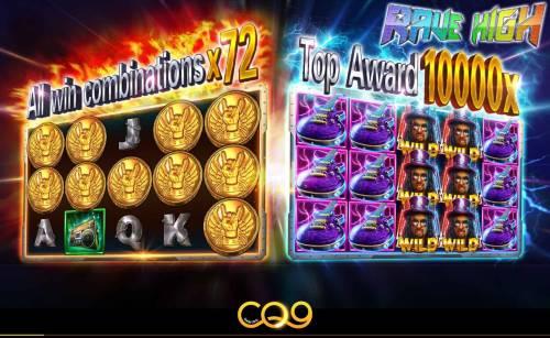 Rave High Big Bonus Slots Introduction