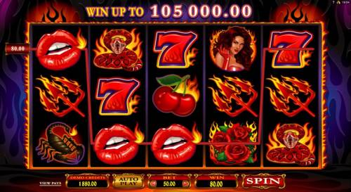 Red Hot Devil review on Big Bonus Slots