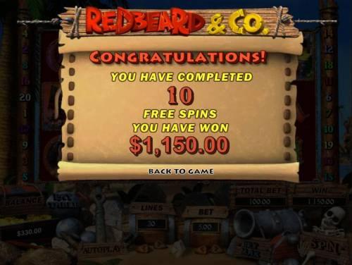 Redbeard & Co. review on Big Bonus Slots
