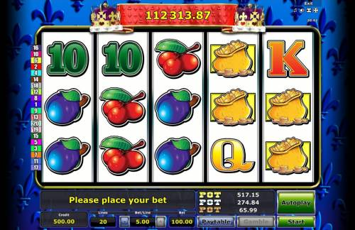 Reel King Potty review on Big Bonus Slots