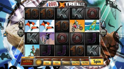 Reel Xtreme review on Big Bonus Slots