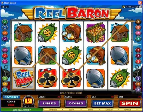 Reel Baron review on Big Bonus Slots