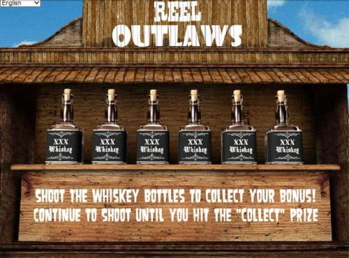 Reel Outlaws review on Big Bonus Slots