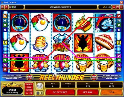 Reel Thunder review on Big Bonus Slots
