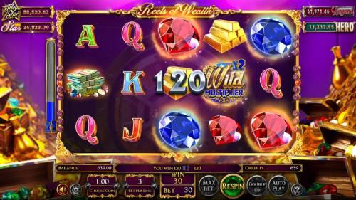 Reels of Wealth review on Big Bonus Slots