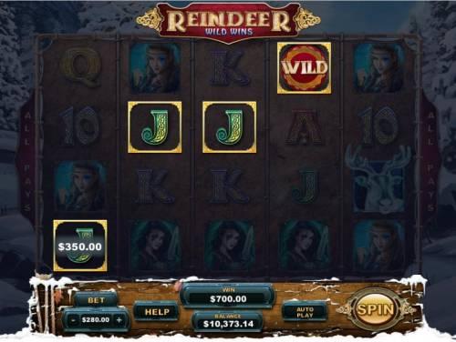 Reindeer Wild Wins review on Big Bonus Slots