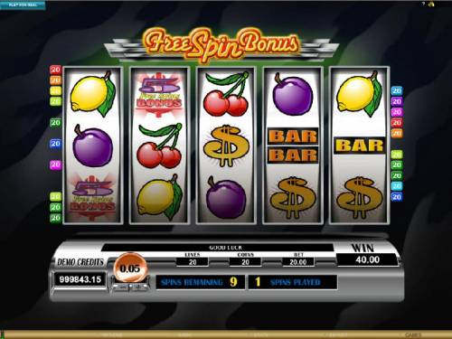 Retro Reels review on Big Bonus Slots