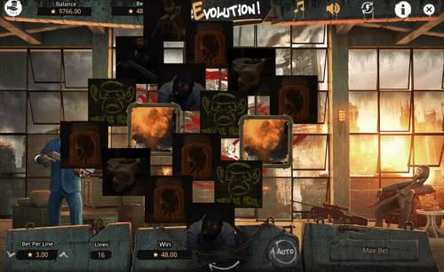Revolution Big Bonus Slots Symbols are rotated for additional wins