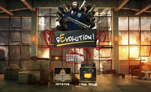 Revolution Big Bonus Slots Introduction