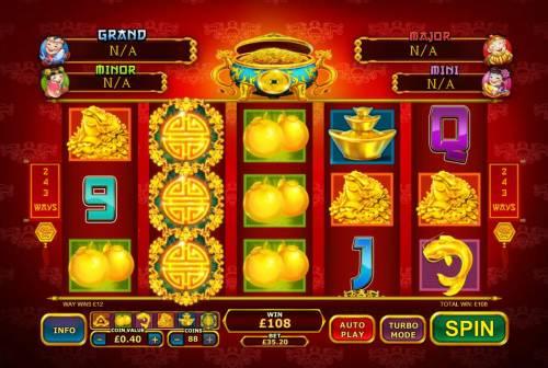 Ri Ri Sheng Cai review on Big Bonus Slots
