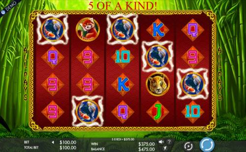 Rich Panda review on Big Bonus Slots