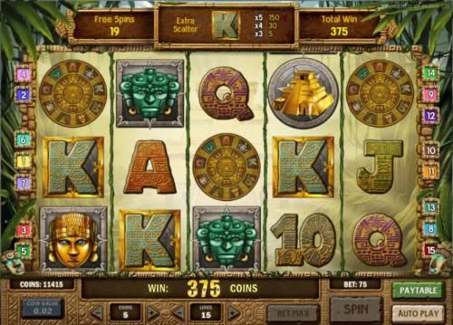 Rich Wilde and the Aztec Idols review on Big Bonus Slots