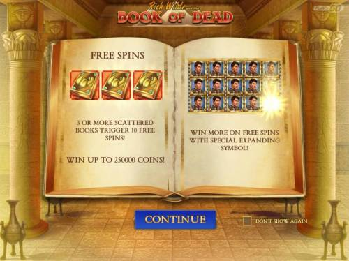 Rich Wilde and the Book of Dead review on Big Bonus Slots