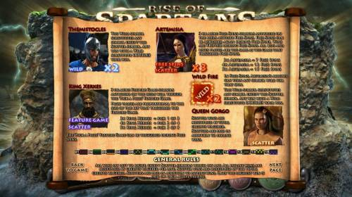 Rise of Spartans review on Big Bonus Slots