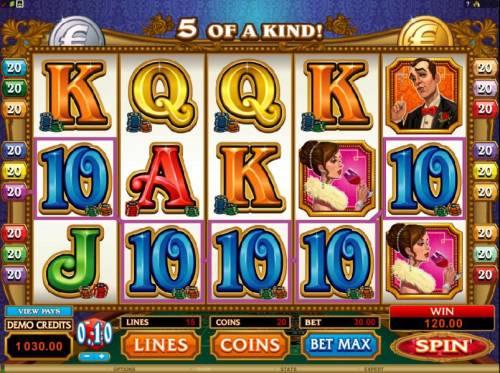 Riviera Riches review on Big Bonus Slots