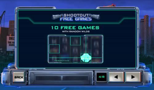 RoboCop Big Bonus Slots Shootout Free Games