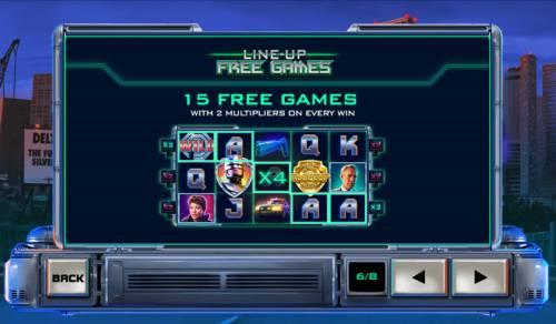 RoboCop Big Bonus Slots