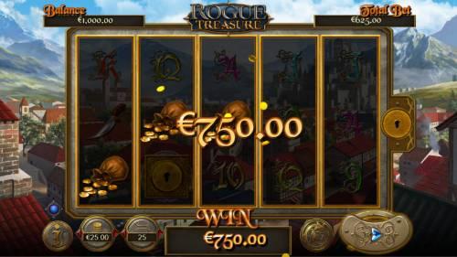 Rogue Treasure review on Big Bonus Slots