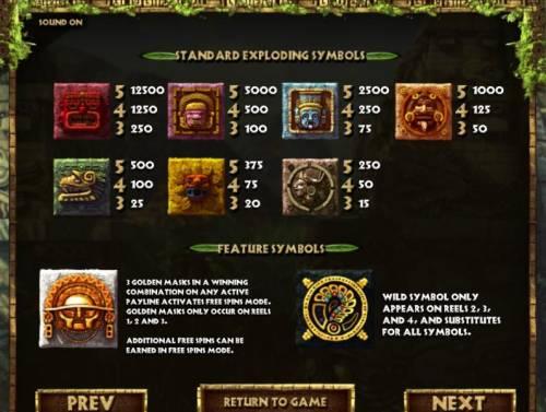 Rook's Revenge review on Big Bonus Slots
