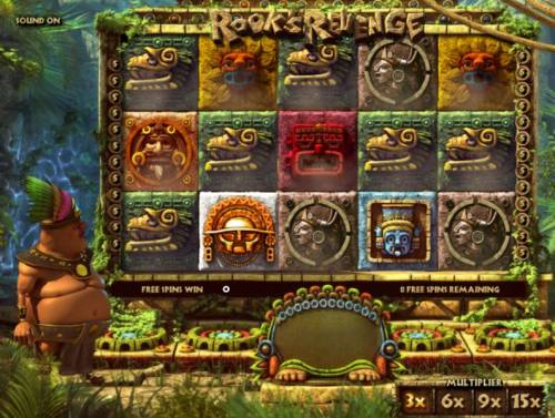 Rook's Revenge review on Big Bonus Slots
