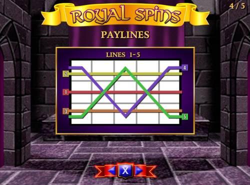 Royal Spins review on Big Bonus Slots