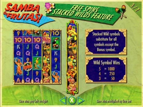 Samba de Frutas review on Big Bonus Slots