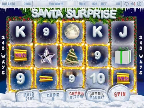 Santa Surprise Big Bonus Slots Multiple winning paylines