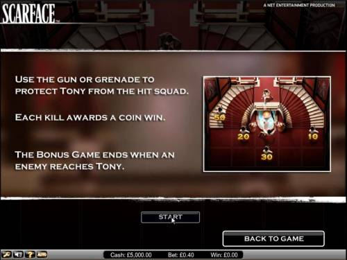 Scarface Big Bonus Slots Scarface slot game bonus game feature
