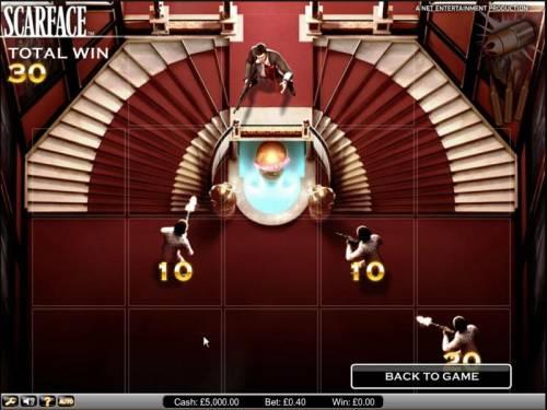 Scarface Big Bonus Slots Scarface slot game bonus feature