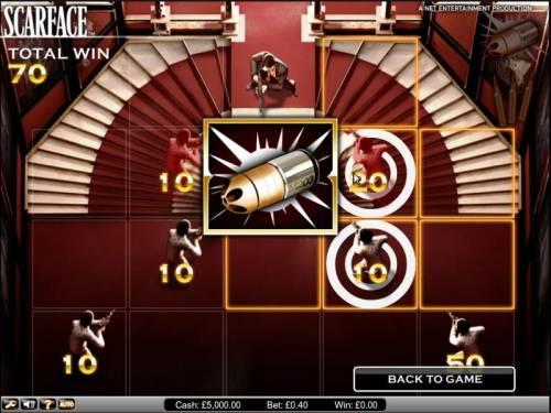 Scarface review on Big Bonus Slots